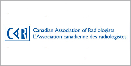 CAR Canada Association of Radiologist Logo