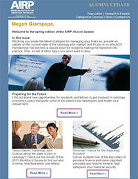 AIRP Newsletter March 2014